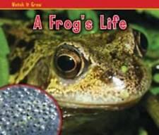 Une grenouille La Vie (le regarder grandir), nouveau, Dickmann, Nancy Livre