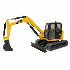 Bruder Toys 1/16 CAT Mini Excavator Vehicle 02457