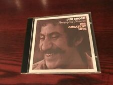 Jim Croce - photographs and memories - greatest hits - CD - 1985 - CANADA