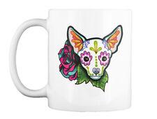 Dogs Chihuahua T S Sugar Skull Dog Gift Coffee Mug