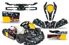Go-Kart Graphics kit Decal for CRG JR Cadet and Bambino Kids WW2