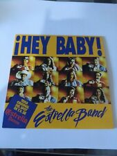 hey baby The  estrella Band cd single NEW