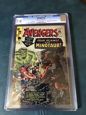Silver age Avengers 17 CGC