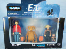 E.T. The Extra Terrestrial Limited Edition Funko Figures Set Elliott Gertie Toys