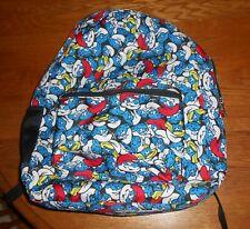 Papa Smurf Back Pack