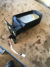 SUBARU FORESTER SG5 RIGHT DOOR MIRROR POWER FOLD BLUE PAINT CODE 64Z