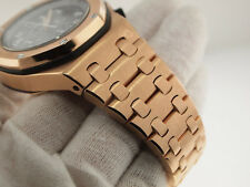 Rose Gold Plated Strap for Audemars Piguet Royal Oak Offshore