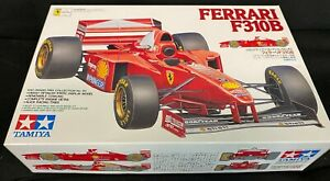 Ferrari F310B 1/20 decals for the era-correct sponsorship and photo-etch parts