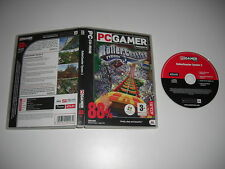 ROLLERCOASTER TYCOON 3 Pc Cd Rom PCG - ROLLER COASTER RCT III - FAST POST