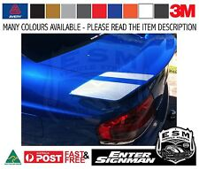 BA BF FORD GT GS STYLE ESM WING ENDS XR6 XR8 Stripe Kit 3M-50
