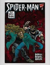 SPIDER-MAN THE LOST YEARS # 2 - 1995