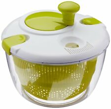 Uniware TF901 Premium  Salad Spinner Bowl with  Locking Lid-1.4 Qt