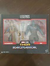 Marvel Legends Hasbro Studios 10 Years Korg Grandmaster New Action Figure