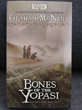 Arkham Horror Bones of the Yopasi by Graham McNeill (Paperback)