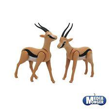 playmobil® Safari | Afrika | Oambati | Zoo: 2 x Gazelle | Antilope