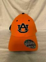 Auburn Tigers NCAA Zephyr Orange One Size Stretch Fit Hat Cap New
