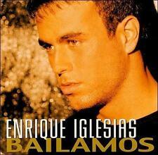 Bailamos [Single] by Enrique Iglesias (Cd Aug-1999) [2 Versions] MINT