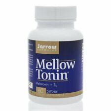 Jarrow Formulas Mellow Tonin 60 Caps Memory Brain Function SLOW AGING BEST Price