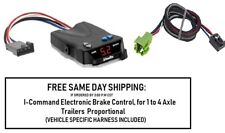 5535 Draw Tite Brake Control with Wiring Harness FOR 2012-2018 Mercedes