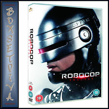 ROBOCOP - COMPLETE TRILOGY COLLECTION  **BRAND NEW DVD BOXSET**