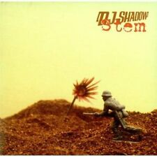 DJ Shadow- Stem CD Single (4 Tracks) RARE Mo Wax