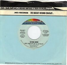 JOHN, Elton  (Bite Your Lip <Get Up And Dance>)  Rocket 40677
