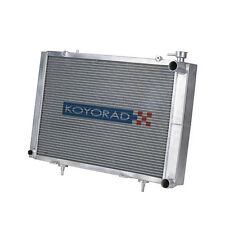 KOYO 53MM RACING RADIATOR FOR NISSAN S13 S14 240SX LS V8 SWAP KA24DE TURBO