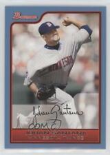 2006 Bowman Blue /500 Johan Santana #63