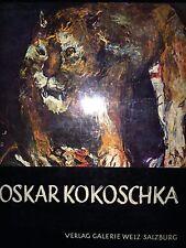 OSKAR KOKOSCHKA BY BERNHARD BULTMANN *INSCRIBED*FIRST ED*