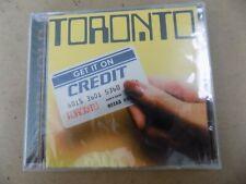 Toronto - Get It On Credit - CD - Sealed