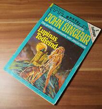 John Sinclair Geisterjäger Gruselromanheft Bastei 2. Auflage Band 224