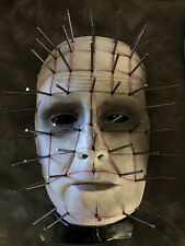 FULL 1:1 SCALE HELLRAISER PINHEAD HALF BUST WALL MOUNT DOUG BRADLEY HORROR