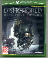 Dishonored Definitive Edition   'New & Sealed'   *XBOX ONE (1)*