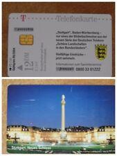 Telefonkarte Telekom , gut erhalten *dt. Bundesländer* Baden-Württemberg # 046
