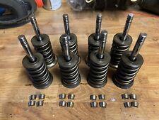 Porsche 944 Turbo 951 Engine Valves Inlet Exhaust Springs Valvetrain