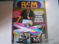 """** RCM n°223 Plan encarté Kawasaki Ki 61 """" Hien """" / Minimoa Graupner"""