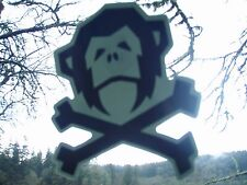Howler Bros Monkey with Bones decal