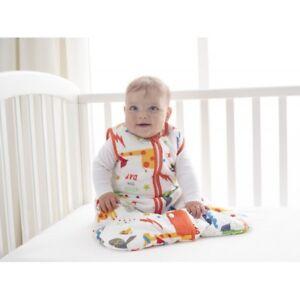 Grobag Baby Sleeping bag Save The Day - TRAVEL 0 6 18 36 MONTHS  - 1.0 tog