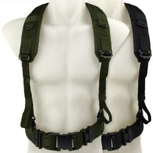 US Army LC2 Style Suspenders