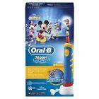 Oral-B AdvancePower kids 950TX Blau-Gelb elektrische Zahnbürste für Kids