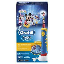 Oral-B AdvancePower Kids 950tx BLU-GIALLO Spazzolino elettrico per Kids