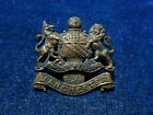 Orig WW1 Cap Badge '5th Volunteer Battalion Manchester Regiment'