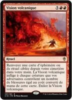 MTG Magic : Playset (4x) Vision volcanique Commander 2016 VF