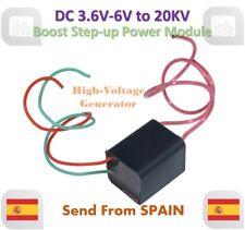 DC 3.6V-6V to 20000V 20kV Boost Step up High Voltage Generator Igniter