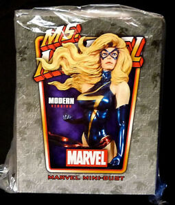 Ms. Marvel  Modern Bust Statue New 2012 Bowen Designs Amricons FS