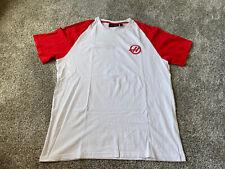 Haas F1 Formula 1 Shirt Men's XL