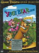 The Yogi Bear Show Complete Series 33 Episodes R4 Deluxe Ed. 4 Disc Snagglepuss