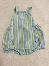 Vintage Oshkosh Baby Romper Size 6-9 Months