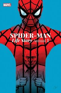 SPIDER-MAN LIFE STORY ANNUAL #1 (25/08/2021)