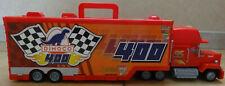 Mack Hauler transporter - Disney - Pixar - Cars - Valise Capacité 16 Cars 1/55
